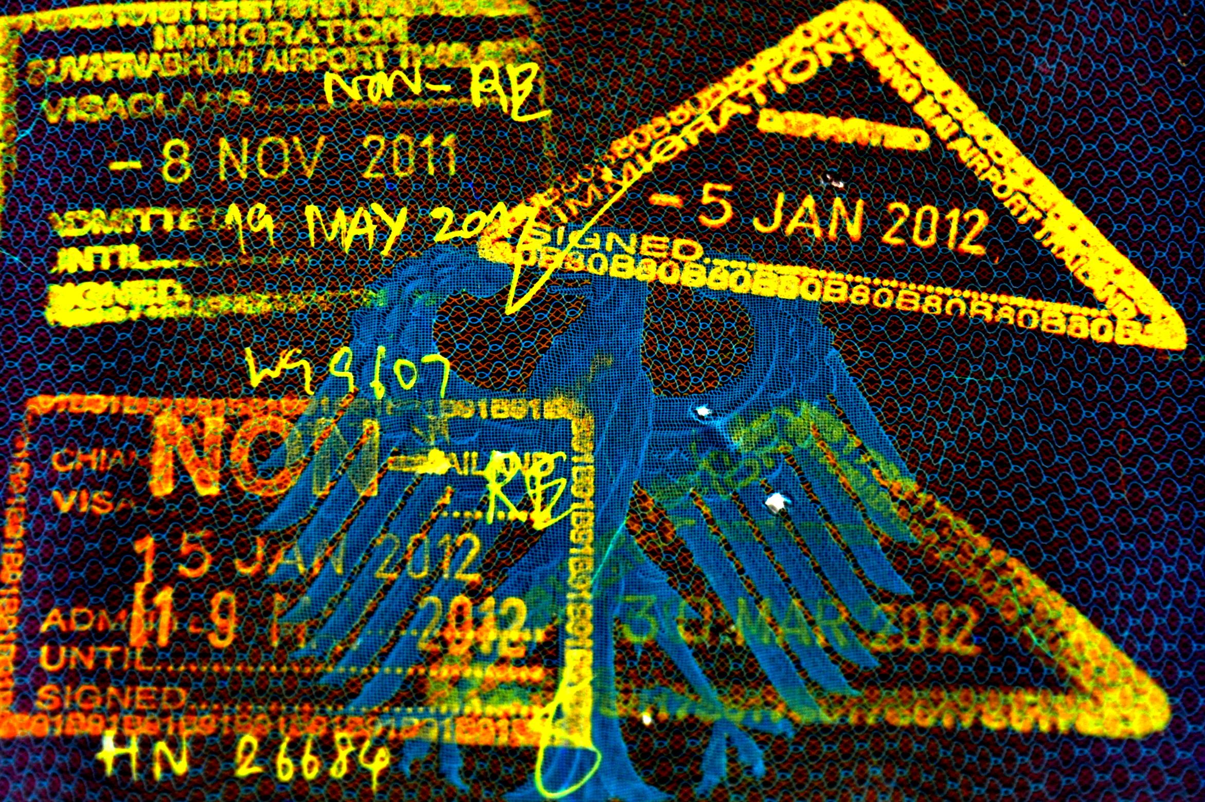 Informationen zum Visum in Thailand