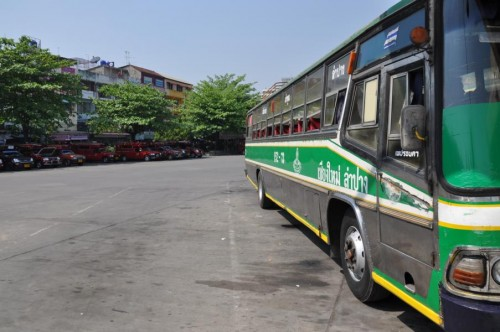 Visa Run Vientiane mit dem Bus