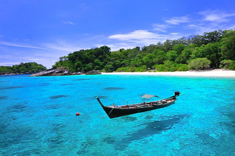 Similan Inseln – Trauminseln zum Tauchen, Schnorcheln und Entspannen