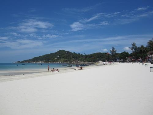 Sommerwetter in Thailand