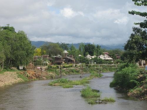 Berge in Pai