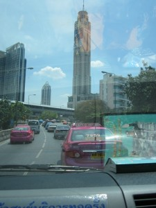 Hochhäuser in Bangkok