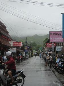 Minibus Chiang Mai - Pai