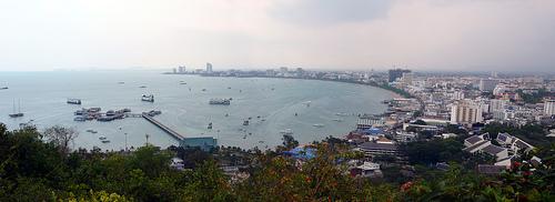 Pattaya Bucht