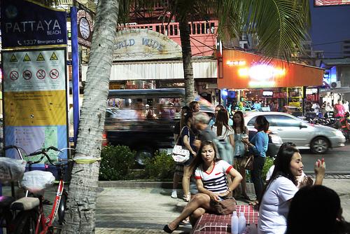 Pattayas Nachtleben