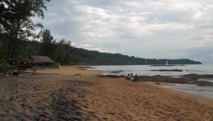 Urlaub in Khao Lak und auf Inseln der Umgebung