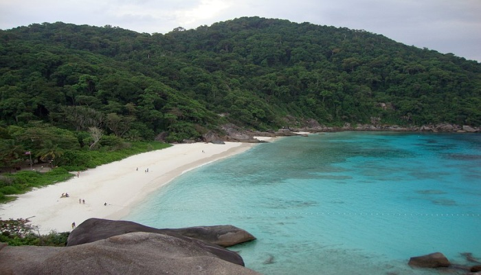 similan nationalpark thailand