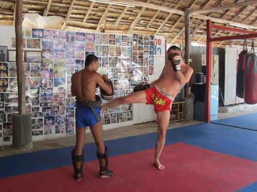 Muay Thai Boxing Ko Phangan