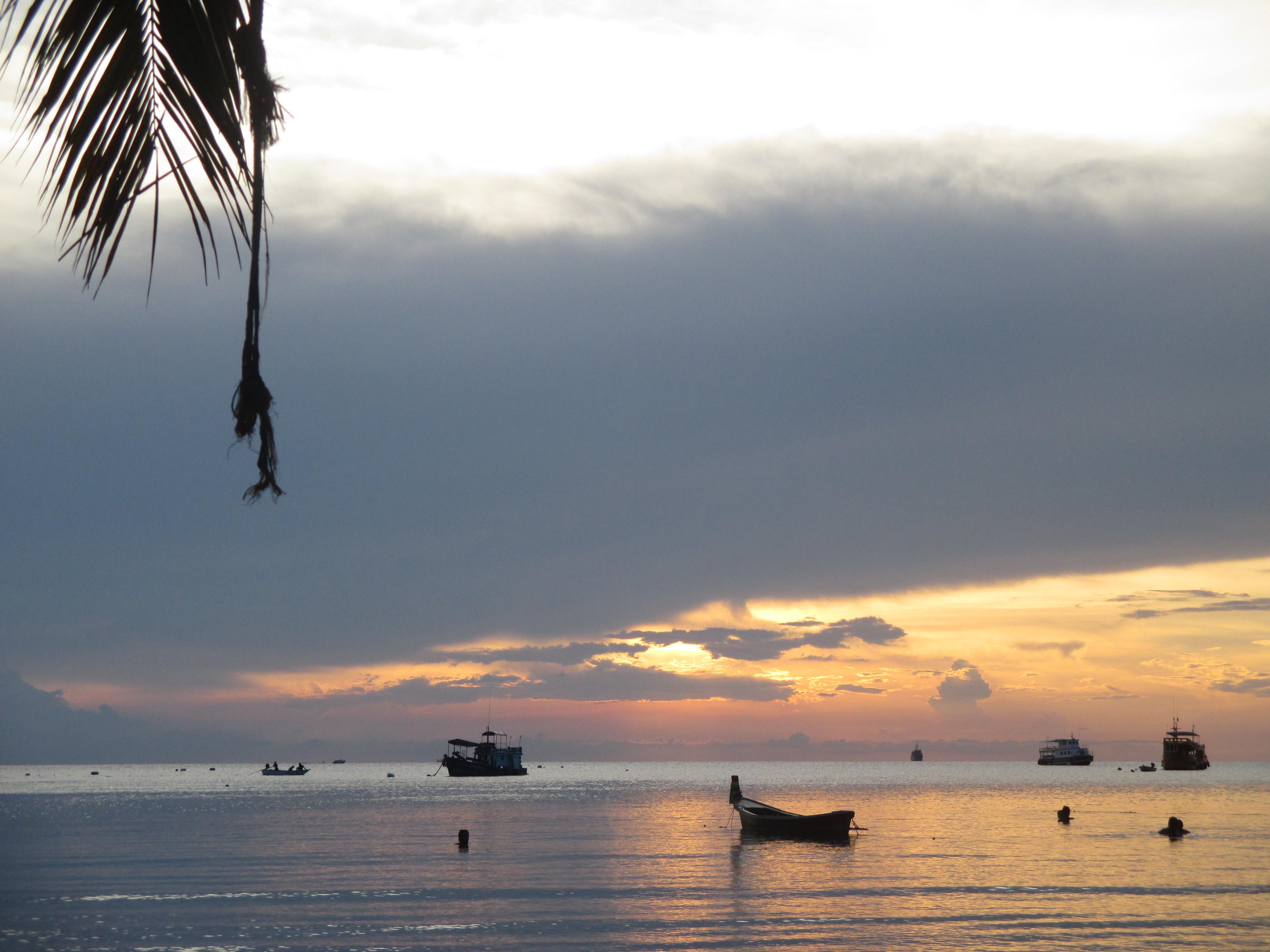 Inselhopping im Golf von Thailand