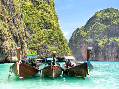 Bild 1: Thailand - Reiseziel vieler Fernostreisen
