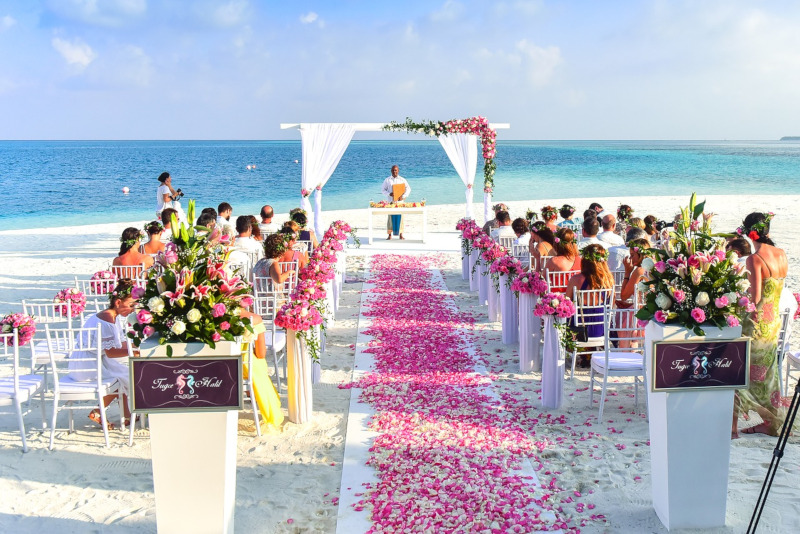 Heiraten in thailand am strand kosten